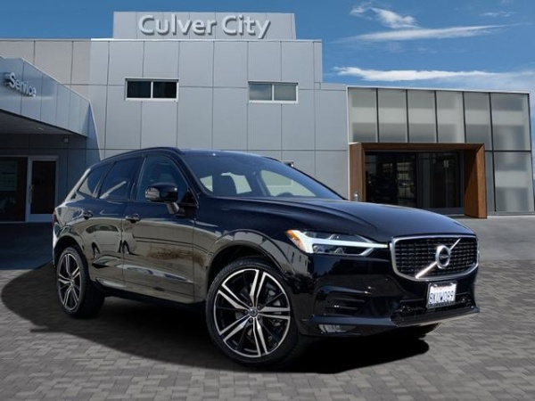 Volvo Culver City >> 2020 Volvo Xc60 T6 R Design Awd For Sale In Culver City Ca
