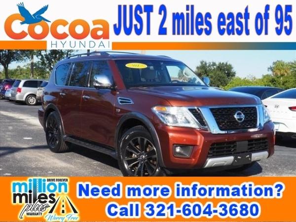 2017 Nissan Armada in Cocoa, FL