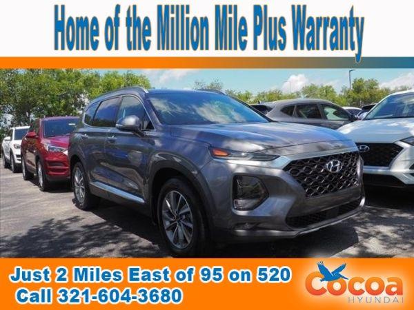 2020 Hyundai Santa Fe in Cocoa, FL