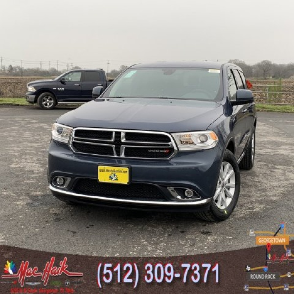 2019 Dodge Durango in Georgetown, TX
