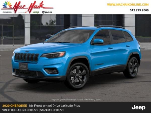 2020 Jeep Cherokee in Georgetown, TX