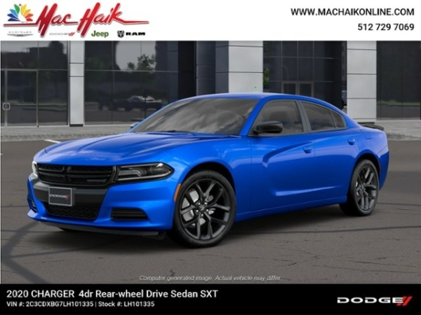 2020 Dodge Charger in Georgetown, TX
