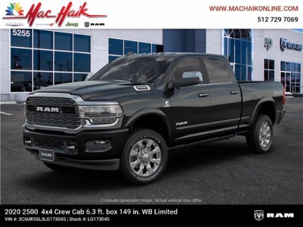 2020 Ram 2500 in Georgetown, TX