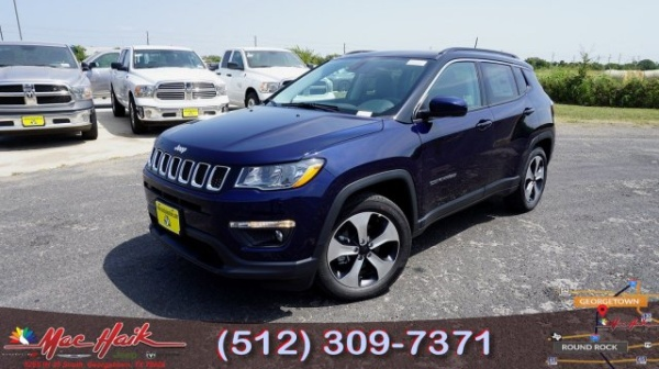 2019 Jeep Compass in Georgetown, TX