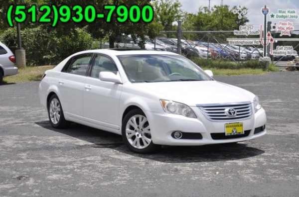 Used Toyota Avalon For Sale In Killeen Tx U S News