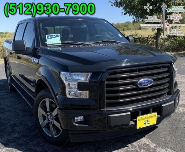 2017 Ford F-150 in Georgetown, TX
