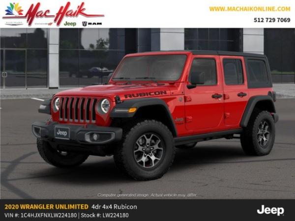 2020 Jeep Wrangler in Georgetown, TX