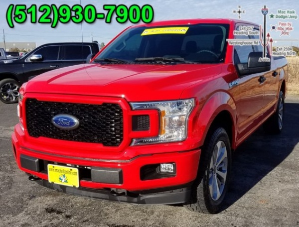 2018 Ford F-150 in Georgetown, TX