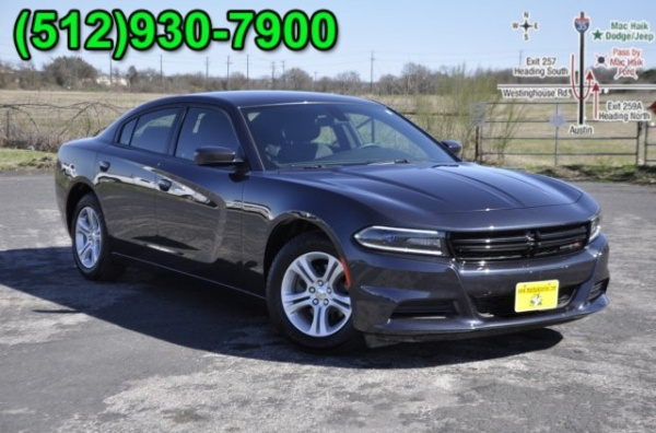 2018 Dodge Charger Unknown