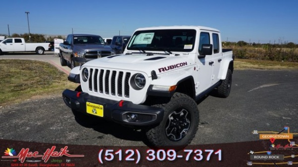 2020 Jeep Gladiator in Georgetown, TX