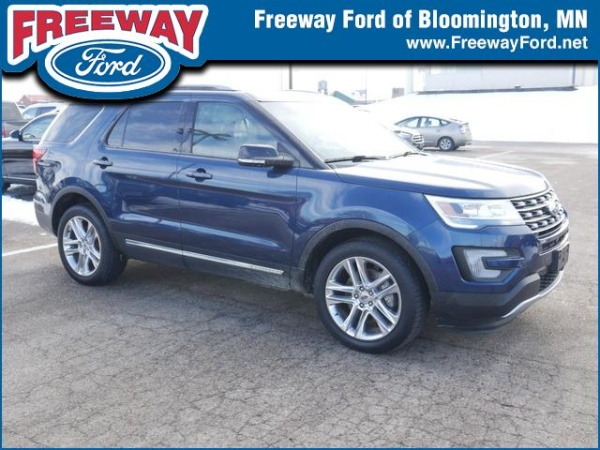2017 Ford Explorer in Bloomington, MN
