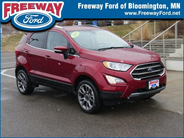 2018 Ford EcoSport in Bloomington, MN