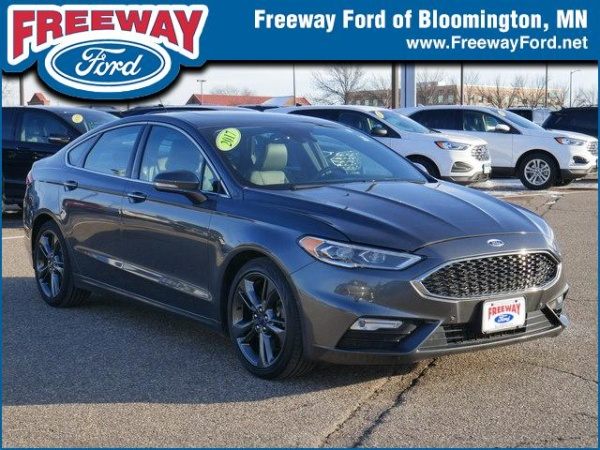 2017 Ford Fusion in Bloomington, MN