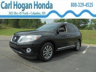 Used 2014 Nissan Pathfinder SL FWD For Sale In Columbus, MS
