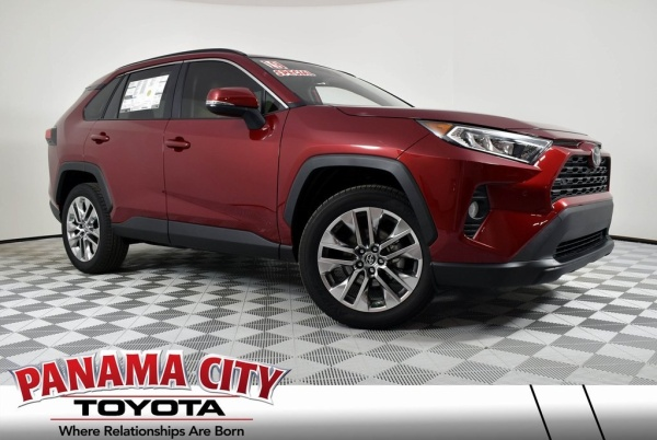 2019 Toyota RAV4 in Panama City, FL