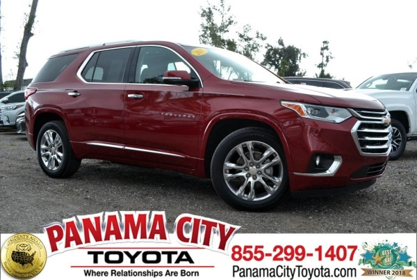 2018 Chevrolet Traverse in Panama City, FL