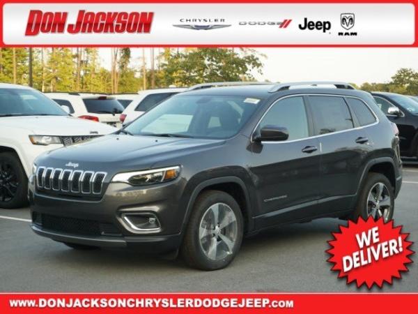 2020 Jeep Cherokee in Union City, GA