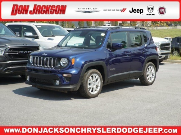 2019 Jeep Renegade in Union City, GA