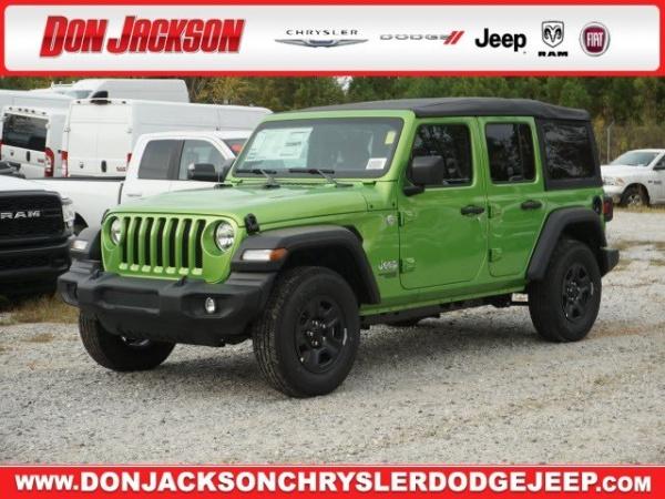 2020 Jeep Wrangler in Union City, GA