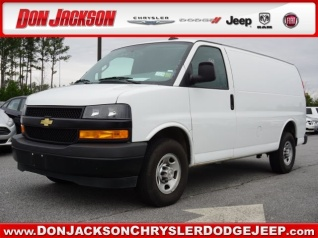 b12a728f44f1db 2018 Chevrolet Express Cargo Van 2500 SWB for Sale in Union City