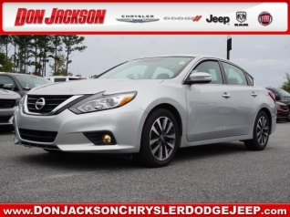 Used 2017 Nissan Altima 2.5 For Sale In Union City, GA