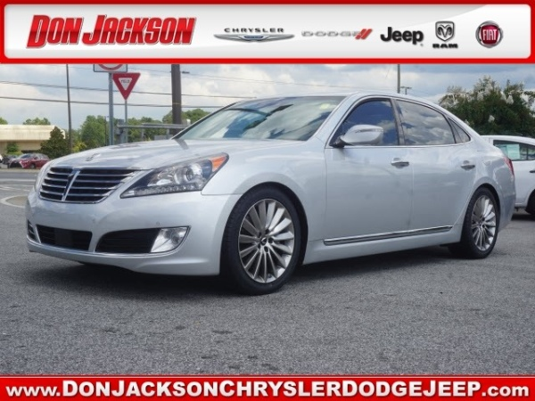 Used Hyundai Equus For Sale In Alpharetta Ga U S News
