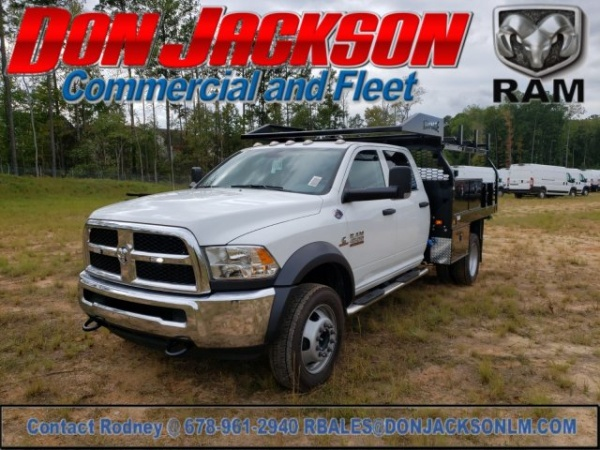 2018 Ram 4500 Chassis Cab in Union City, GA