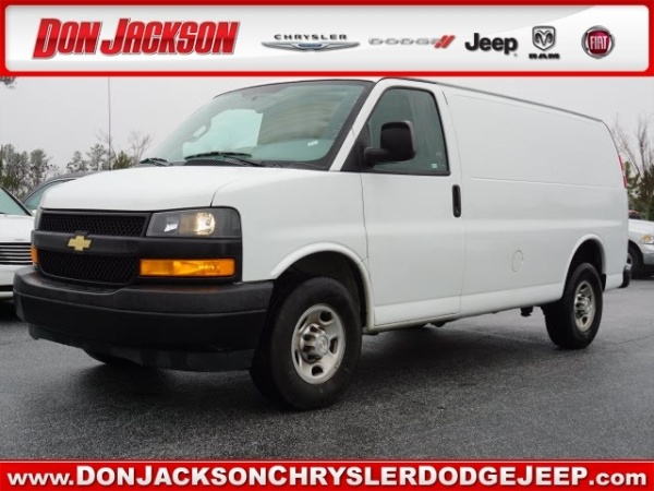 607a9cc1f5 2018 Chevrolet Express Cargo Van 2500 SWB For Sale in Union City