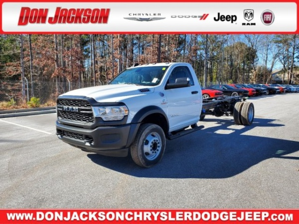 2019 Ram 5500 Chassis Cab in Union City, GA