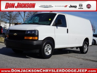 4d3445b1e6 2018 Chevrolet Express Cargo Van 2500 SWB for Sale in Union City