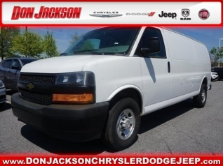 4ba237572e 2018 Chevrolet Express Cargo Van 2500 LWB for Sale in Union City