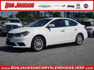Used 2017 Nissan Sentra S CVT For Sale In Union City, GA