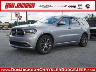 2017 Dodge Durango Gt Rwd For In Union City Ga