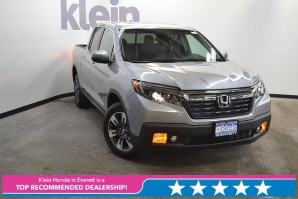Honda Of Everett >> 2019 Honda Ridgeline Rtl For Sale In Everett Wa Truecar