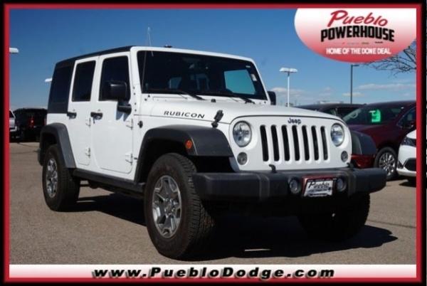 2014 Jeep Wrangler in Pueblo, CO