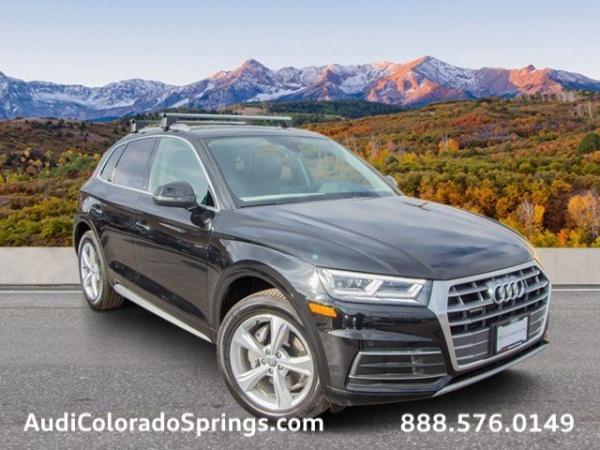 2020 Audi Q5 in Colorado Springs, CO