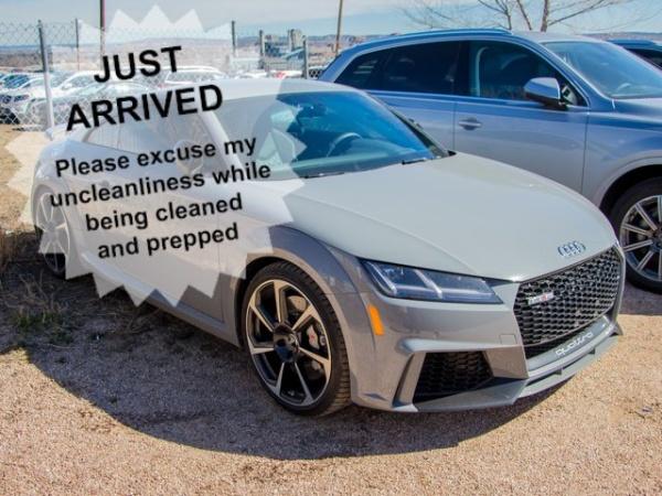 2018 Audi TT 2.5 TFSI