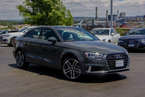 2019 Audi A3 2.0T quattro Premium