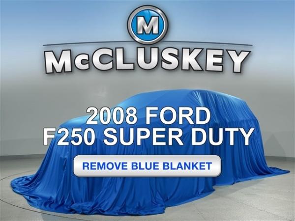 2008 Ford Super Duty F-250 XLT