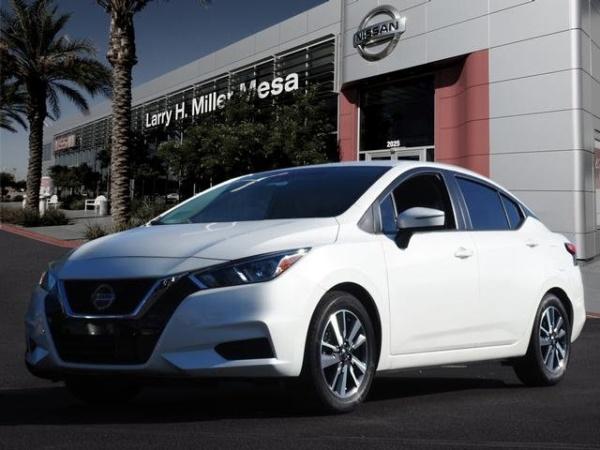 2020 Nissan Versa in Mesa, AZ