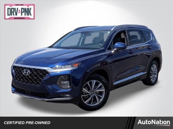 2019 Hyundai Santa Fe in Tempe, AZ