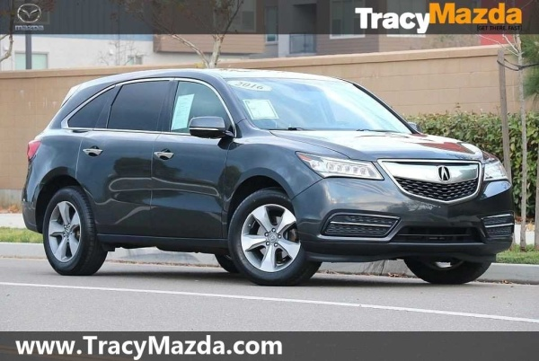 2016 Acura MDX SH-AWD with AcuraWatch Plus