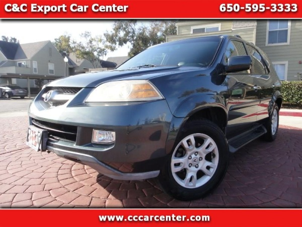 2005 Acura MDX with Navigation/Touring