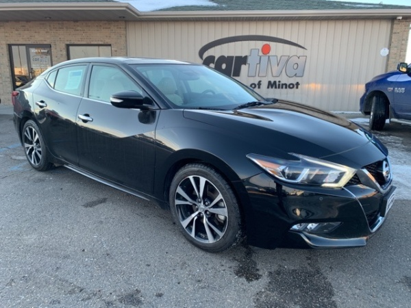 2018 Nissan Maxima in Minot, ND