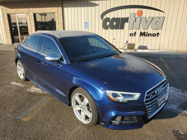 2017 Audi S3 in Minot, ND