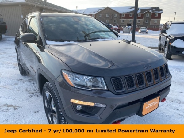 2017 Jeep Compass in Minot, ND