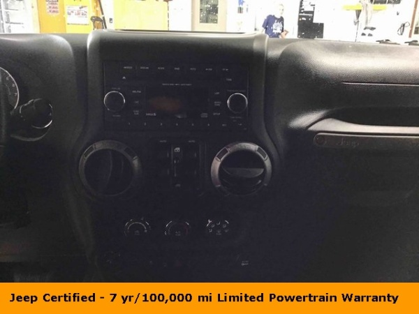 2017 Jeep Wrangler in Minot, ND