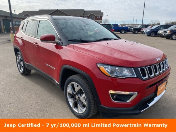 2018 Jeep Compass in Minot, ND