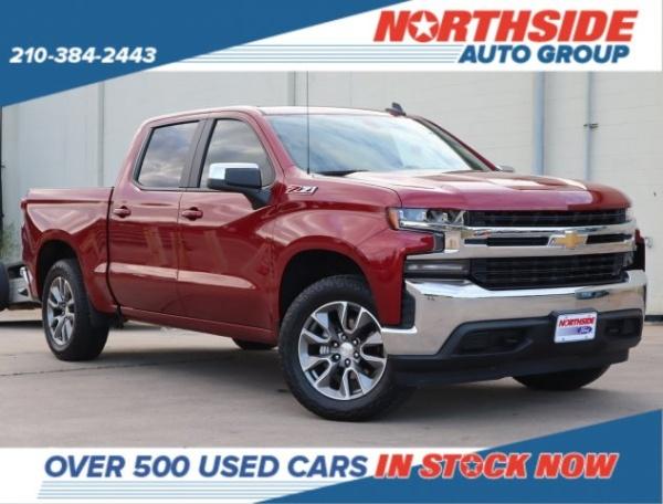 2019 Chevrolet Silverado 1500 in San Antonio, TX