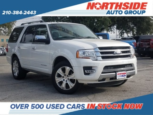 2016 Ford Expedition in San Antonio, TX